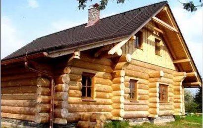 Правила ухода за домом из дерева