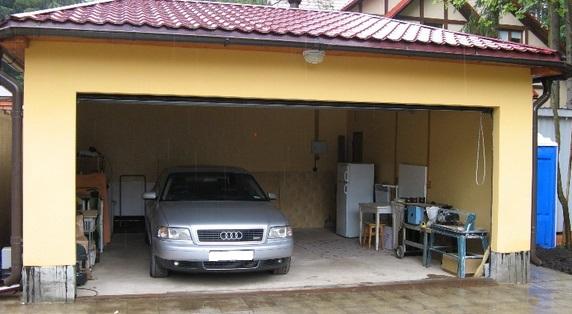 Какой фундамент делать под гараж