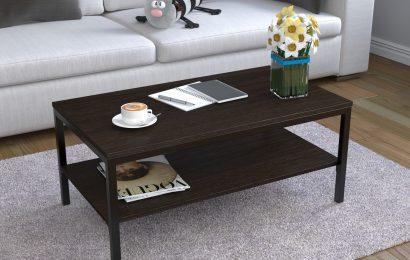 Как выбрать журнальный столик?