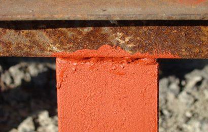 Антикоррозийные краски: особенности и применение