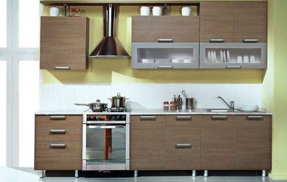 Достоинства модульных кухонь