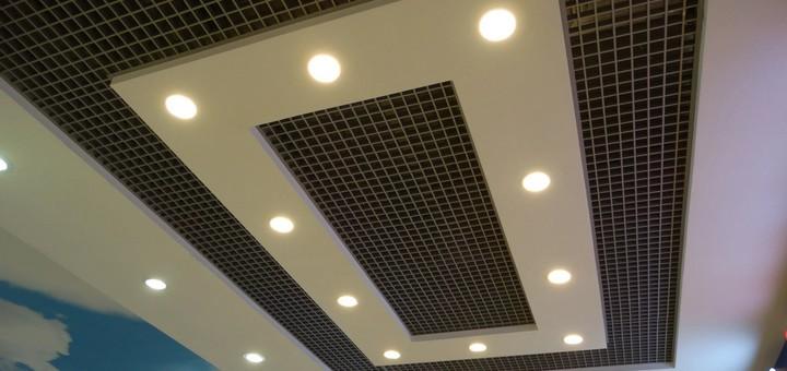 Применение светодиодных светильников