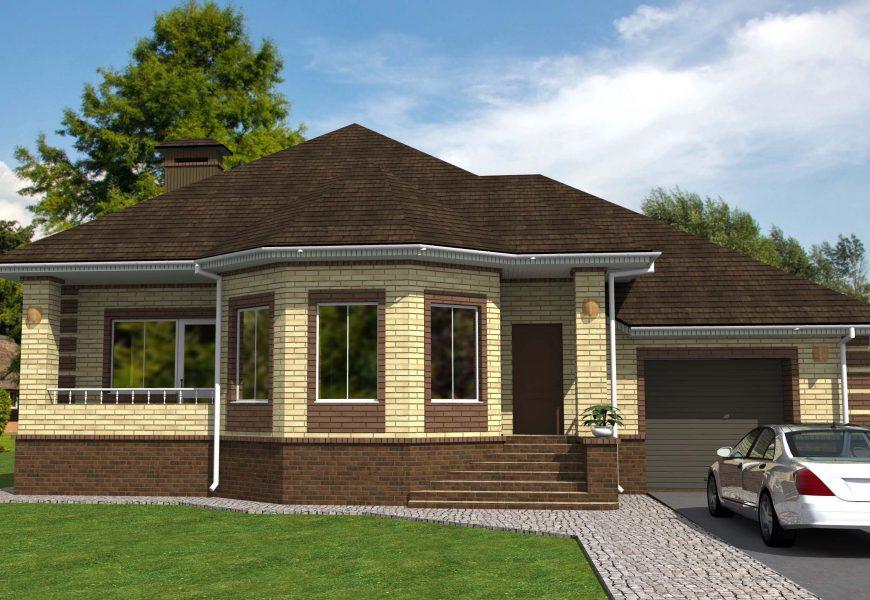 Разработка дизайнерского проекта дома