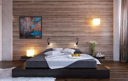 Популярные стили современных кроватей