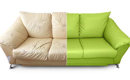 Ремонт мягкой мебели с восстановлением обивки