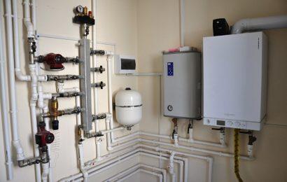 Монтаж газовых котлов отопления: требования и технология