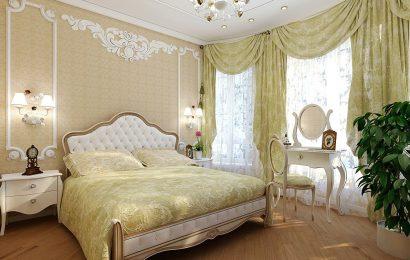 Дизайн и стили спальных комнат