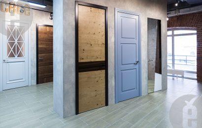 Двери от производителя компании «Своё» в СПб