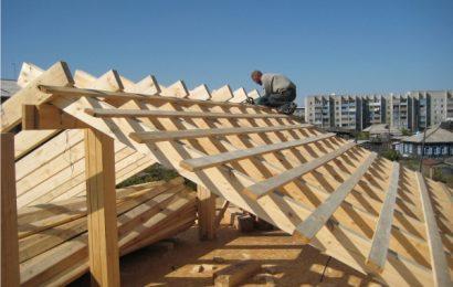 Строительство крыши — цена