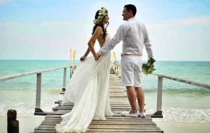 Лучшая свадьба за границей