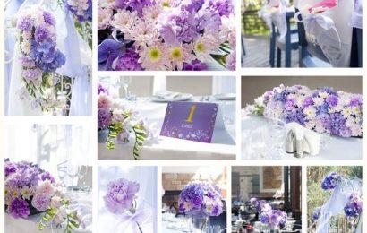 Цвет свадьбы: традиции и тенденции 2019 года