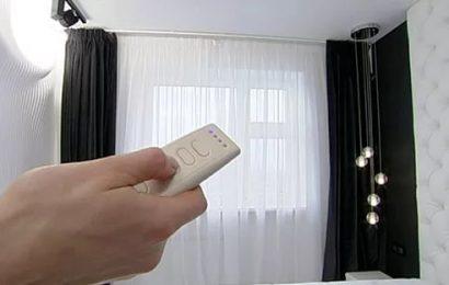 Электрокарнизы для штор: особенности