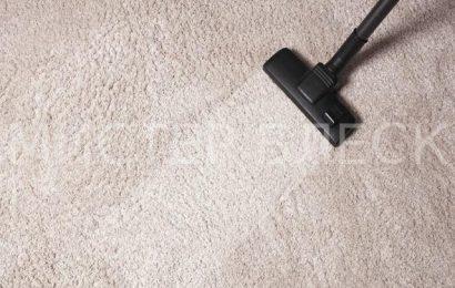 Как почистить ковролин не снимая с пола