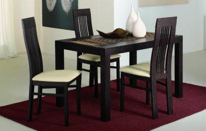 Деревянные стулья для кухни: как сделать правильный выбор