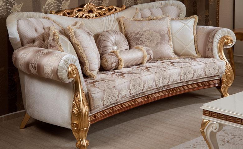 Как правильно выбрать и купить диван в классическом стиле