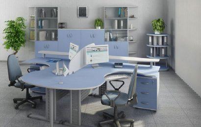 Офисная мебель для персонала. Правила выбора