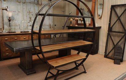 Мебель в стиле Лофт (Loft): какую купить. Правила выбора мебели Лофт