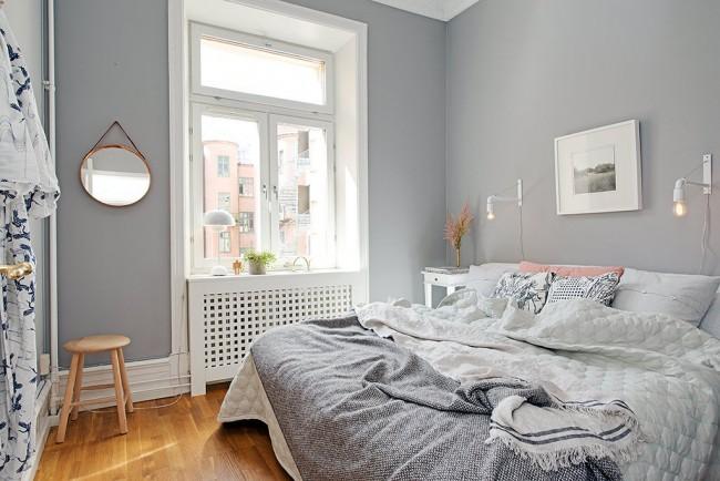 Декор небольшой комнаты
