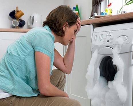 Основные причины неисправностей стиральных машин