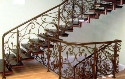 Лестницы на металлокаркасе: особенности конструкции, преимущества, требования