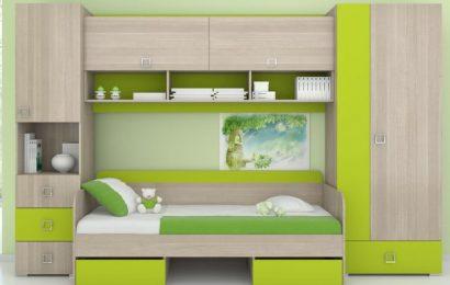 Как подобрать детскую мебель в комнату ребенка?
