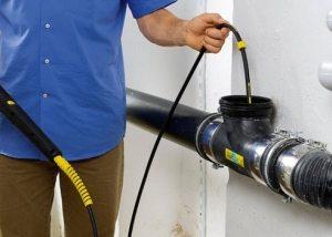Прочистка водопроводных труб: особенности
