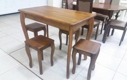 Четыре секрета выбора стола для кухни