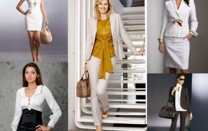 Деловой женский стиль – как выбрать одежду в офис?