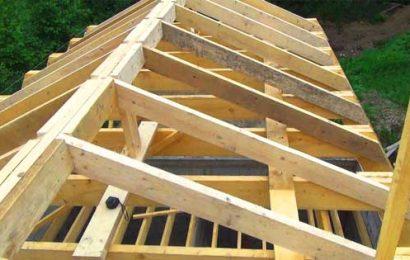 Преимущества деревянных стропил