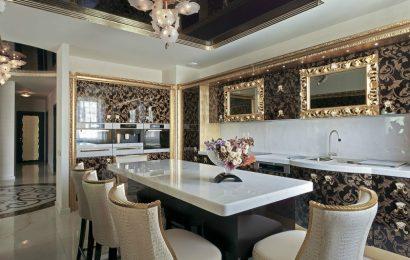 Элитные кухни и их особенности