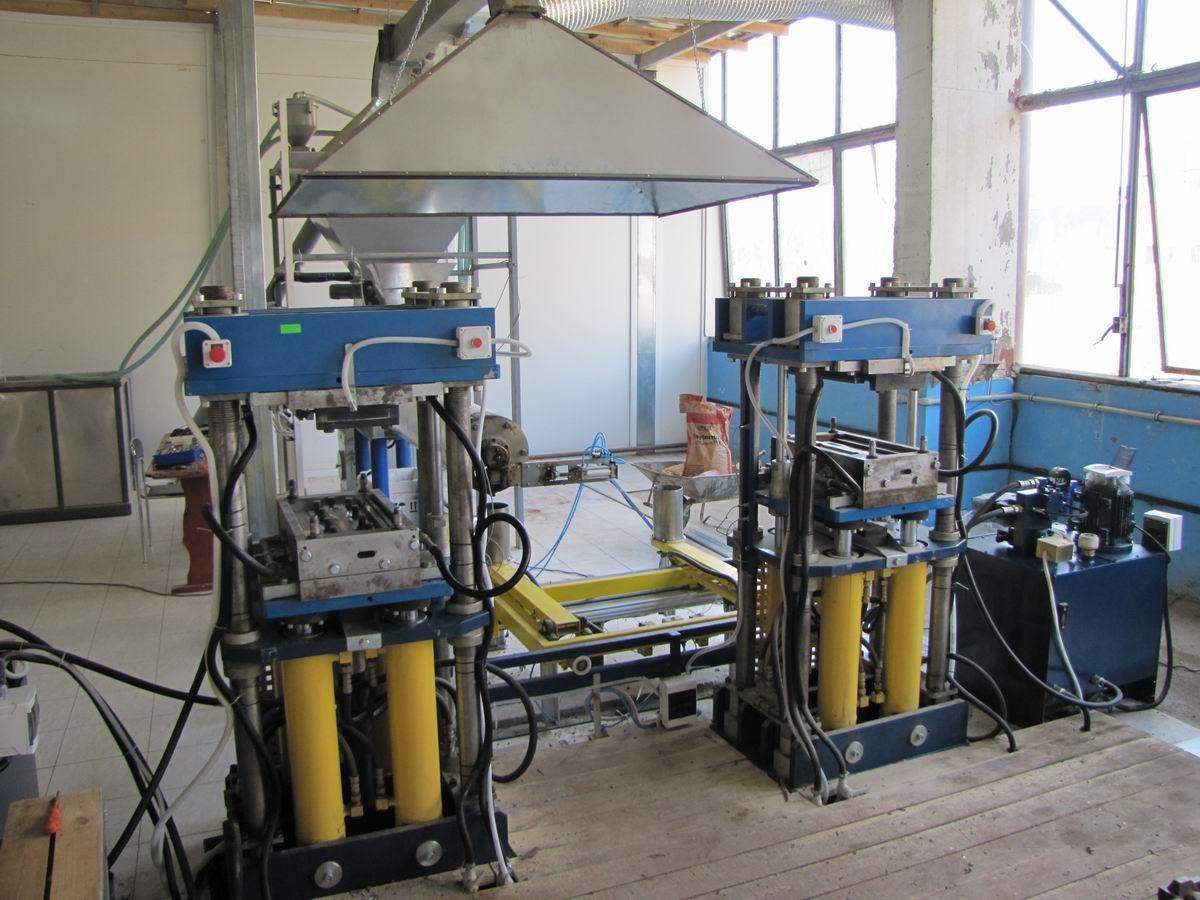 оборудование для полимерпесчаной